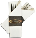 Napkin Sleeve brown