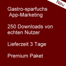 250 Downloads für google play store