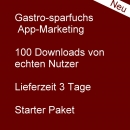 100 downloads für apple store store